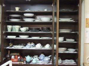 食器棚 after