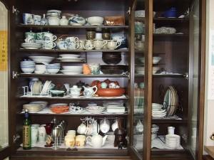 食器棚 before 1